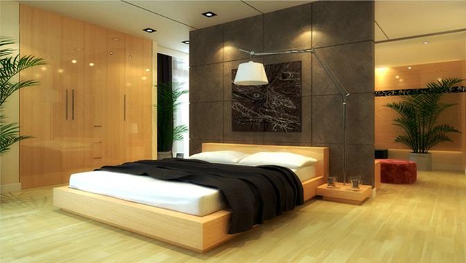 dự án Kim Văn Kim Lũ - Phố cảnh phòng ngủ