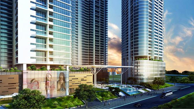 dự án Kim Văn Kim Lũ - Trung tâm thương mại