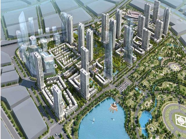 Chung cư Kim Văn Kim Lũ là dự án nổi bật phía Tây Nam Hà Nội