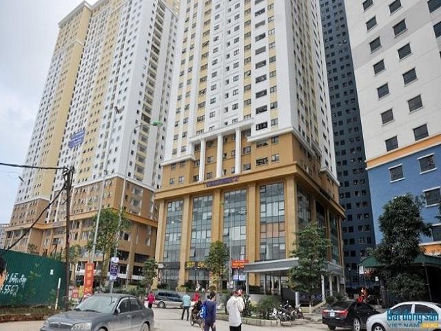 Các căn hộ chung cư Kim Văn Kim Lũ được bán với giá hợp lý