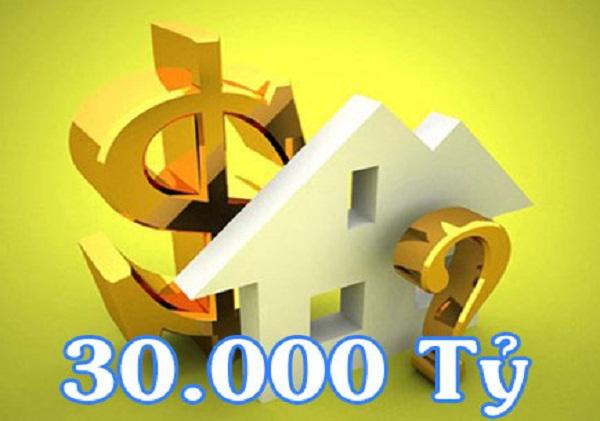 chung cư HH4 Linh Đàm với gói 30.000 tỷ