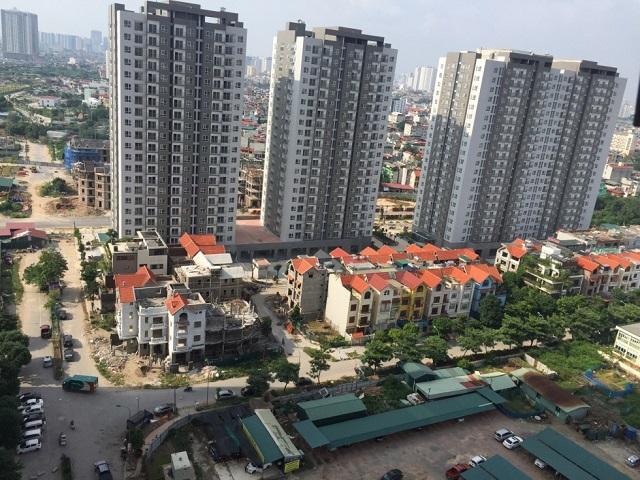 Khu đô thị Kim Văn Kim Lũ được xây dựng với nhiều tiện ích hiện đại