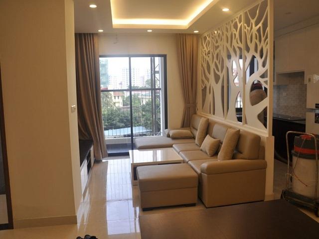 Các căn hộ tòa C Kim Văn Kim Lũ được thiết kế hiện đại